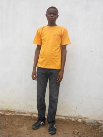 Tresor Nsapu - Hogar de La Misericordia